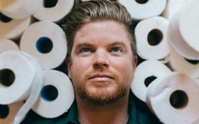 Tree-free toilet paper gets alumnus rolling with eco-friendly business