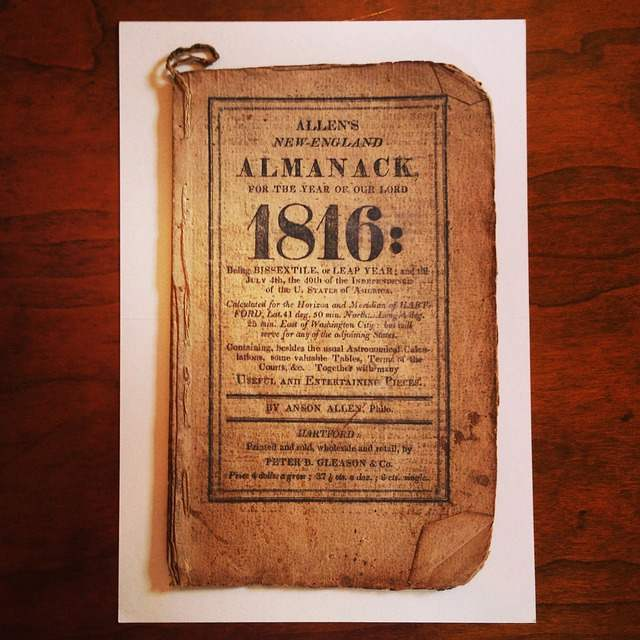 ALAMANAC 1816